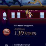 39 steps poster 200x283pixels