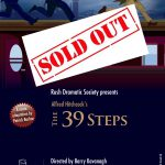 39 steps poster SOLD OUT