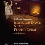 Inspector Drake Poster CMYK