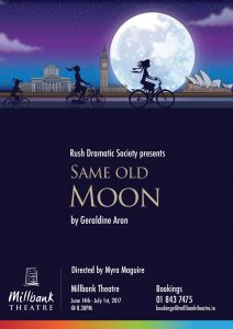 Same old moon poster SCREEN